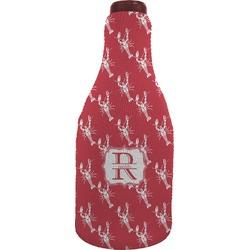 Crawfish Wine Sleeve (Personalized)