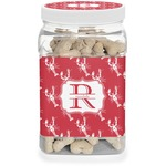 Crawfish Dog Treat Jar (Personalized)