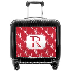 Crawfish Pilot / Flight Suitcase (Personalized)