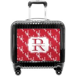 Crawfish Pilot / Flight Suitcase (Personalized)