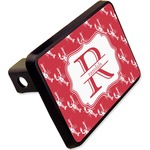 """Crawfish Rectangular Trailer Hitch Cover - 2"""" (Personalized)"""
