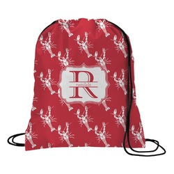 Crawfish Drawstring Backpack (Personalized)