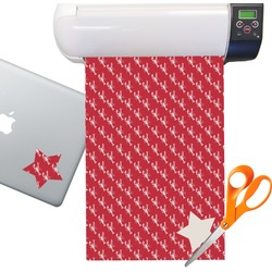 Crawfish Sticker Vinyl Sheet (Permanent)