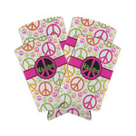 Peace Sign Can Cooler (Personalized)