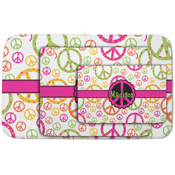 Peace Sign Area Rug (Personalized)