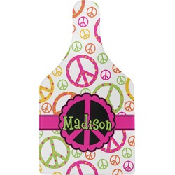 Peace Sign Cheese Board (Personalized)