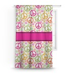 Peace Sign Curtain (Personalized)