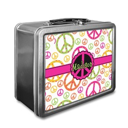 Peace Sign Lunch Box (Personalized)