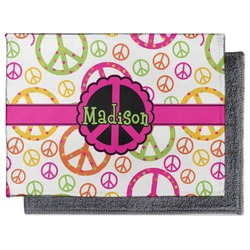 Peace Sign Microfiber Screen Cleaner (Personalized)