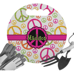 Peace Sign Gardening Knee Cushion (Personalized)