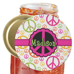 Peace Sign Jar Opener (Personalized)