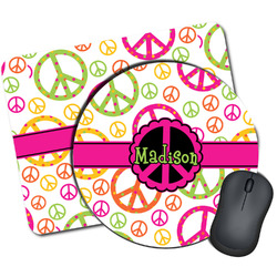 Peace Sign Mouse Pads (Personalized)