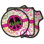 Peace Sign Iron on Patches (Personalized)