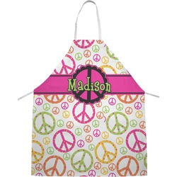 Peace Sign Apron (Personalized)