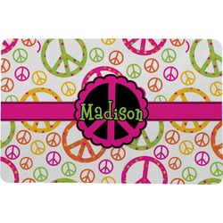Peace Sign Comfort Mat (Personalized)
