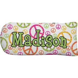 Peace Sign Putter Cover (Personalized)
