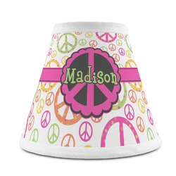 Peace Sign Chandelier Lamp Shade (Personalized)