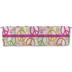 Peace Sign Valance (Personalized)