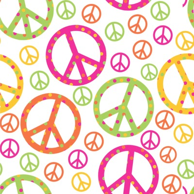 Peace Sign Wallpaper & Surface Covering