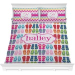 FlipFlop Comforters (Personalized)