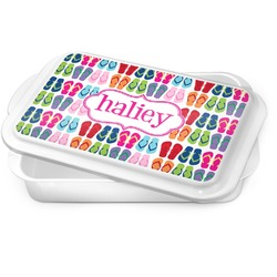 FlipFlop Cake Pan (Personalized)