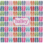 FlipFlop Ceramic Tile Hot Pad (Personalized)
