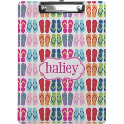 FlipFlop Clipboard (Personalized)