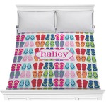 FlipFlop Comforter (Personalized)