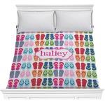 FlipFlop Comforter (Personalized)