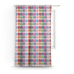 FlipFlop Curtain (Personalized)