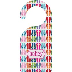 FlipFlop Door Hanger (Personalized)
