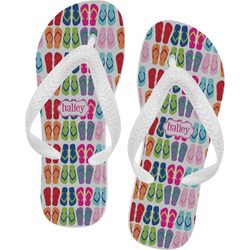 FlipFlop Flip Flops (Personalized)