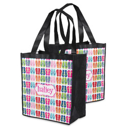 FlipFlop Grocery Bag (Personalized)
