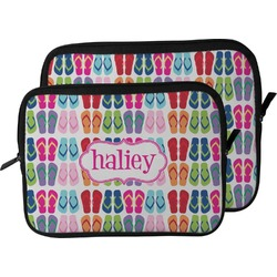 FlipFlop Laptop Sleeve / Case (Personalized)