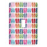 FlipFlop Light Switch Cover (Single Toggle) (Personalized)