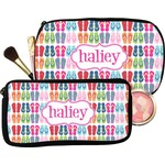 FlipFlop Makeup / Cosmetic Bag (Personalized)