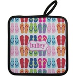 FlipFlop Pot Holder (Personalized)