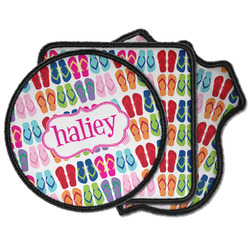 FlipFlop Iron on Patches (Personalized)