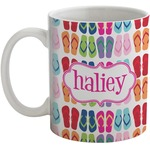 FlipFlop Coffee Mug (Personalized)