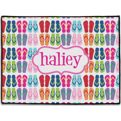 FlipFlop Door Mat (Personalized)