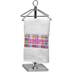 FlipFlop Cotton Finger Tip Towel (Personalized)