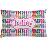 FlipFlop Pillow Case (Personalized)