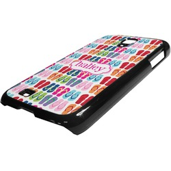FlipFlop Plastic Samsung Galaxy 4 Phone Case (Personalized)