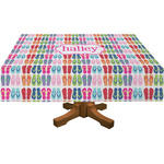 FlipFlop Tablecloth (Personalized)