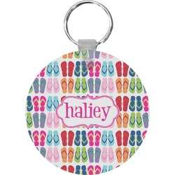 FlipFlop Keychains - FRP (Personalized)