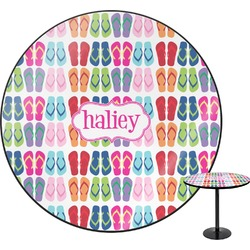 FlipFlop Round Table (Personalized)