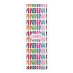 FlipFlop Runner Rug - 3.66'x8' (Personalized)