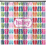FlipFlop Shower Curtain (Personalized)