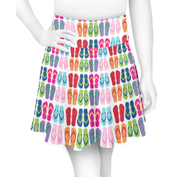 FlipFlop Skater Skirt (Personalized)