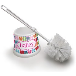 FlipFlop Toilet Brush (Personalized)